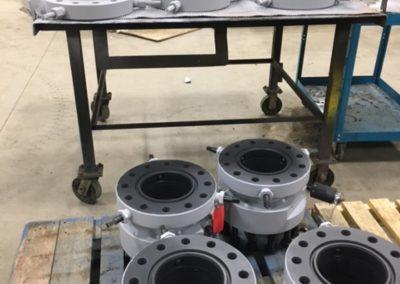 refurb bowls and rotators